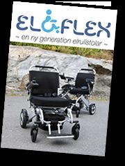 Eloflex broschyr katalog hopfällbar elrullstol